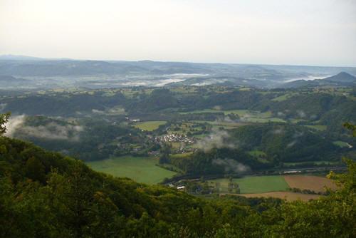 MADIC Vu du Puy de Bort