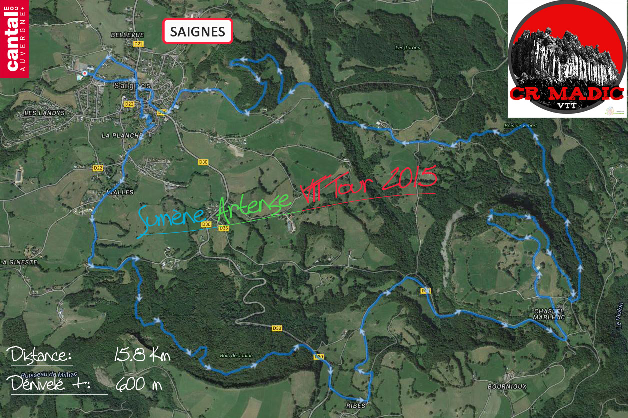2015 savtt tour 15 km la marche