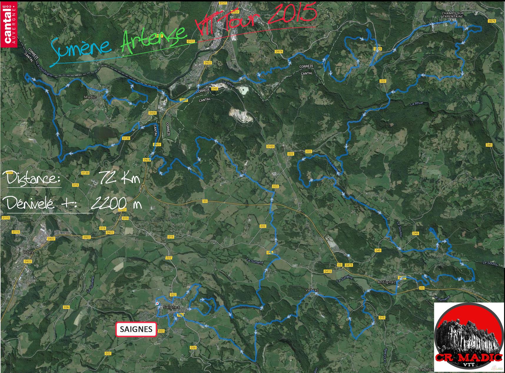 2015 savtt tour 75 km parcours v1