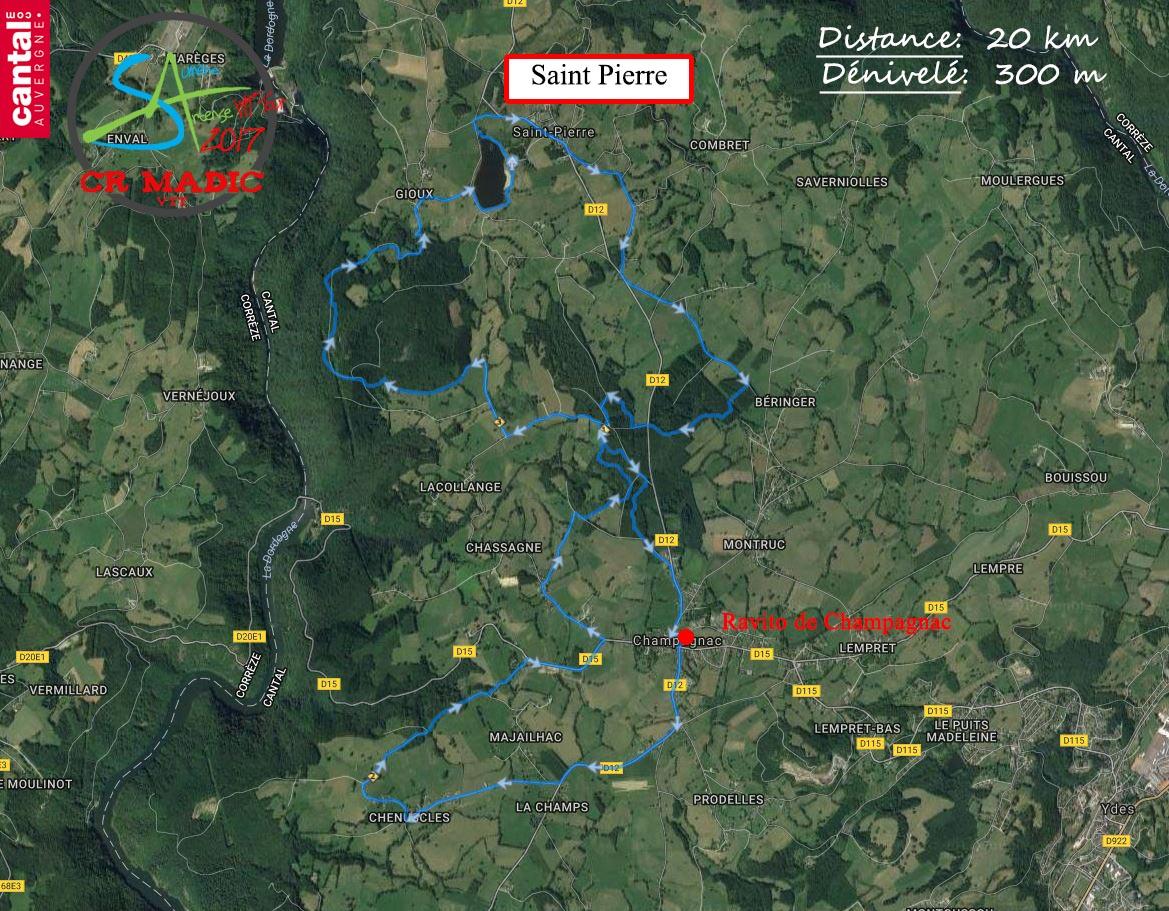 2017 savtt tour 20 km parcours