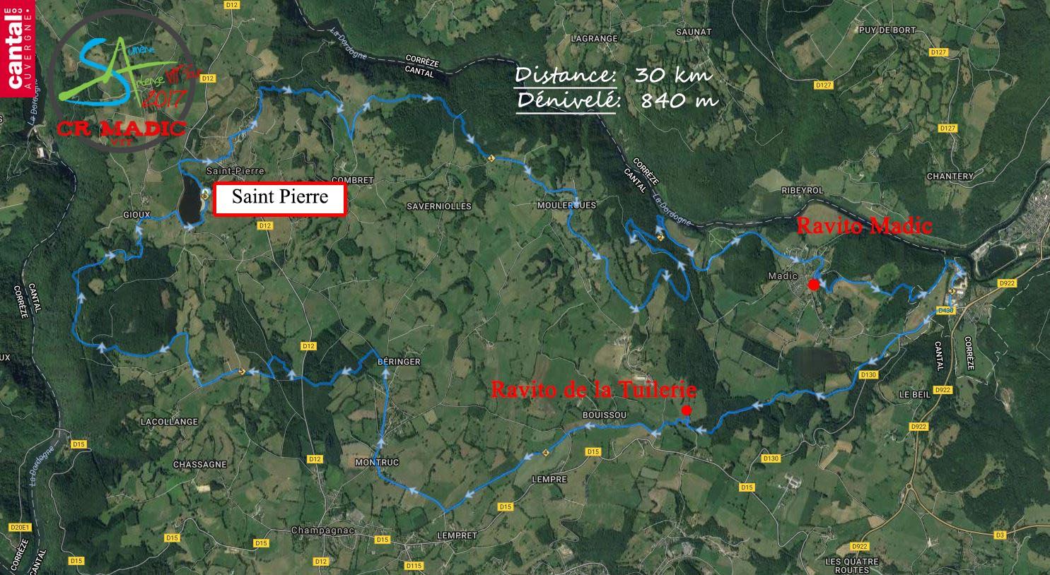 2017 savtt tour 30 km parcours