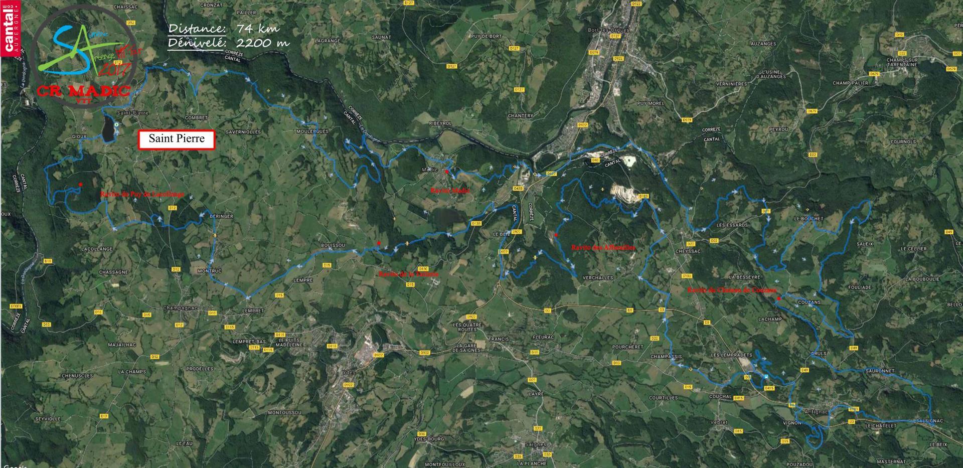 2017 savtt tour 75 km parcours