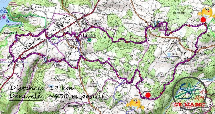 2019 savtt tour 19 km parcours