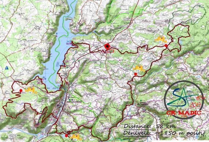2019 savtt tour 58 km parcours