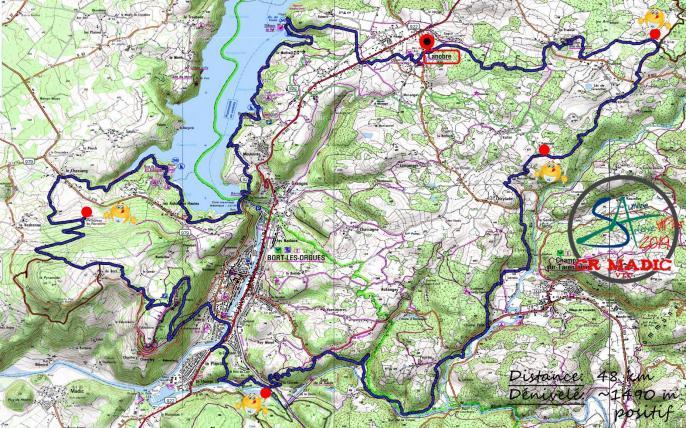 2019 savtt tour parcours 48 km