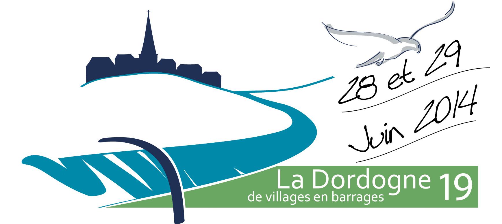 La dordogne de villages en barrages 28 et 29 juin 2014